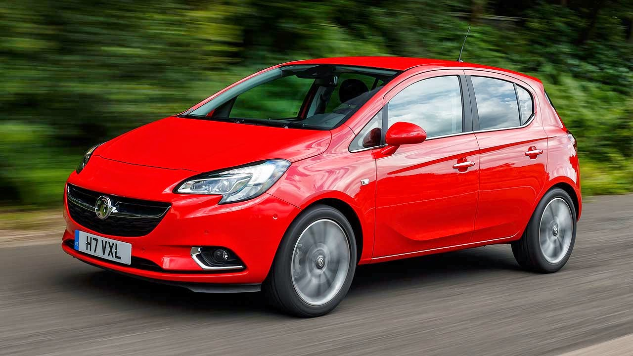 Opel Corsa 2015, coches y motos 10
