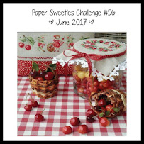Paper Sweeties May Inspiration Challenge #52