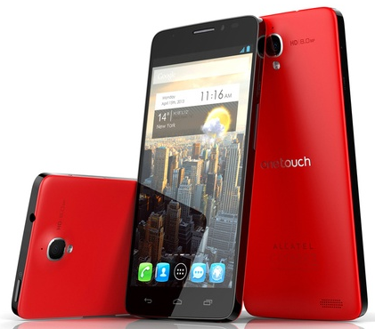 Alcatel One Touch Idol 2 5-Inch Android Smartphone
