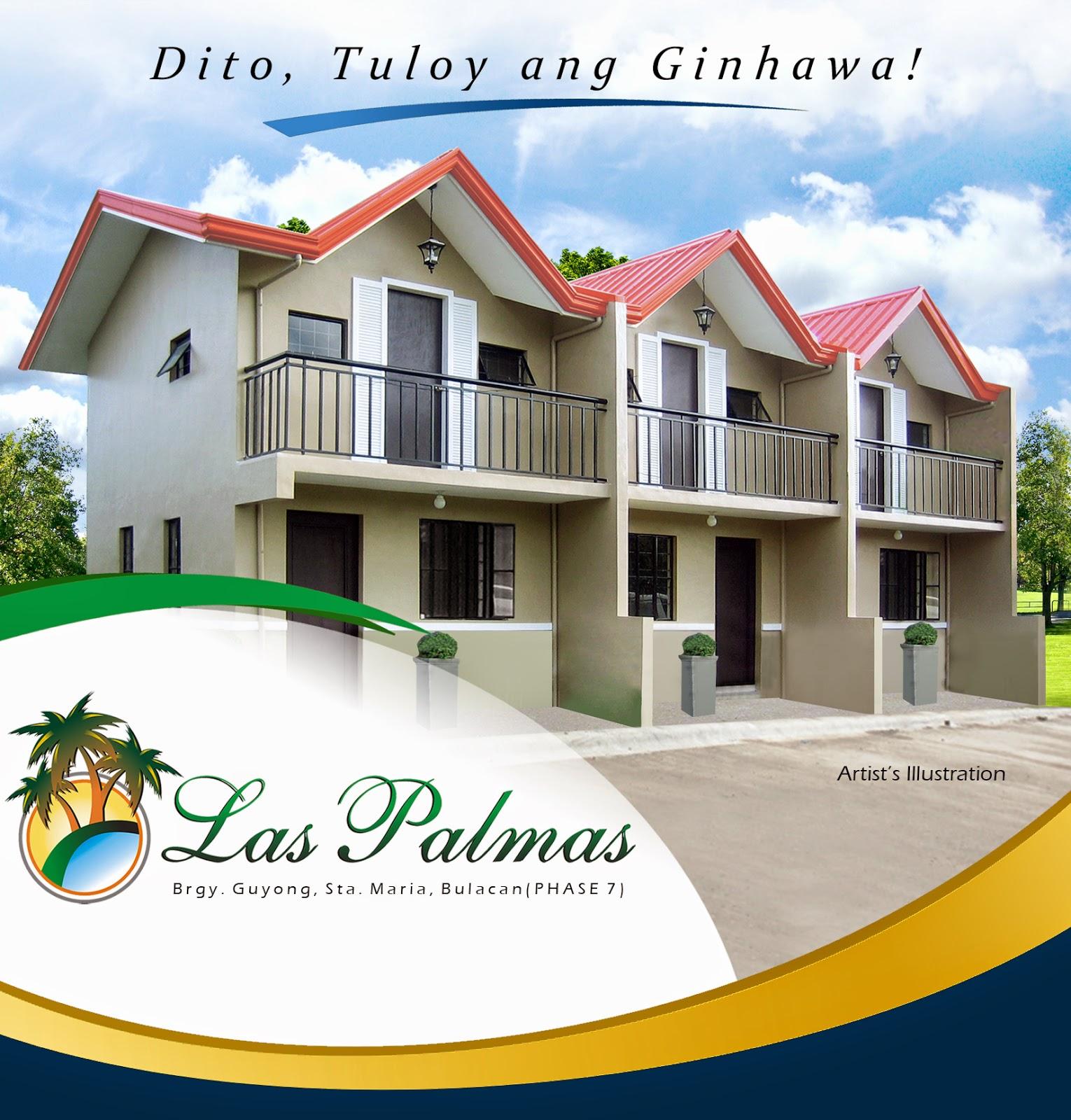Las palmas subdivision sta maria bulacan las palmas for Subdivision house plans