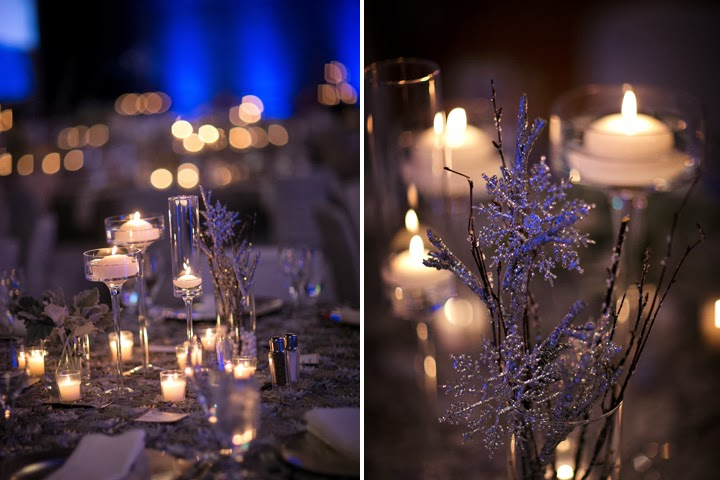 Flora Nova Design The Blog Elegant Winter Wonderland