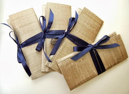 navy blue wedding ideas wedding favors