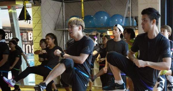 Celebrity fitness nu sentral review