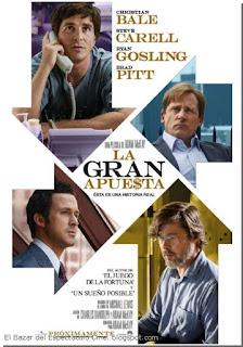 La Gran Apuesta Poster
