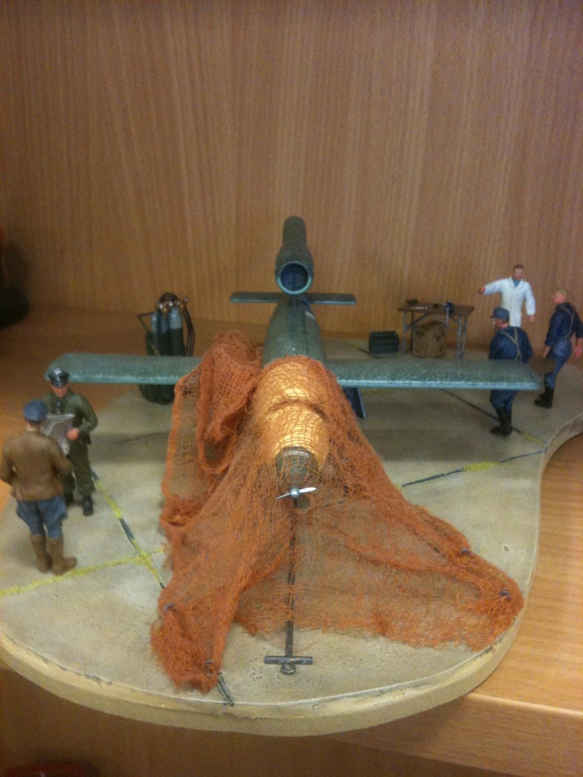 how to build a flood diorama