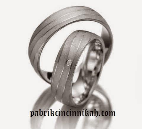 model cincin nikah