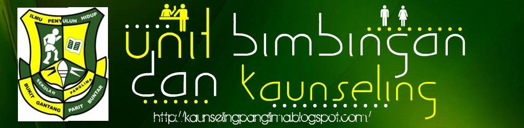 UBK SMK PANGLIMA BUKIT GANTANG