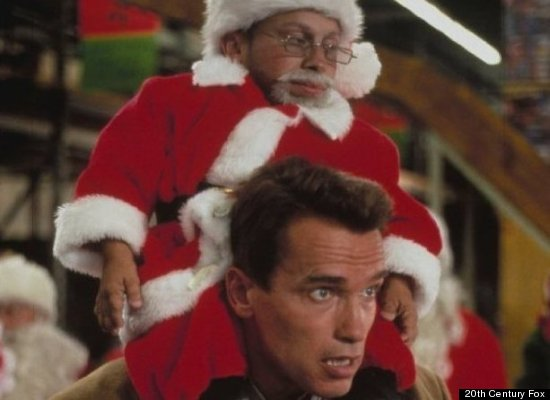 this 90s actionchristmas comedy only gets better with time first of all any movie starring both now governor arnold schwarzenegger and now nobody sinbad - Arnold Christmas Movie