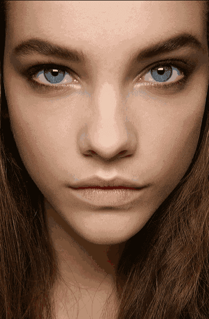 Budapest native barbara palvin was discovered at the age of 13 years