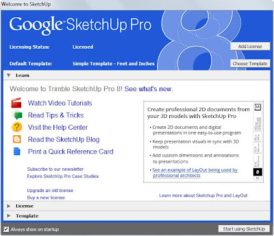 sketchup 8 download free full version