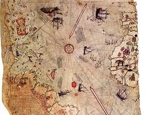 Piri Reis Haritası: Geleceği gösteren harita