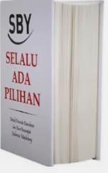 Buku SBY: Selalu Ada Pilihan Online