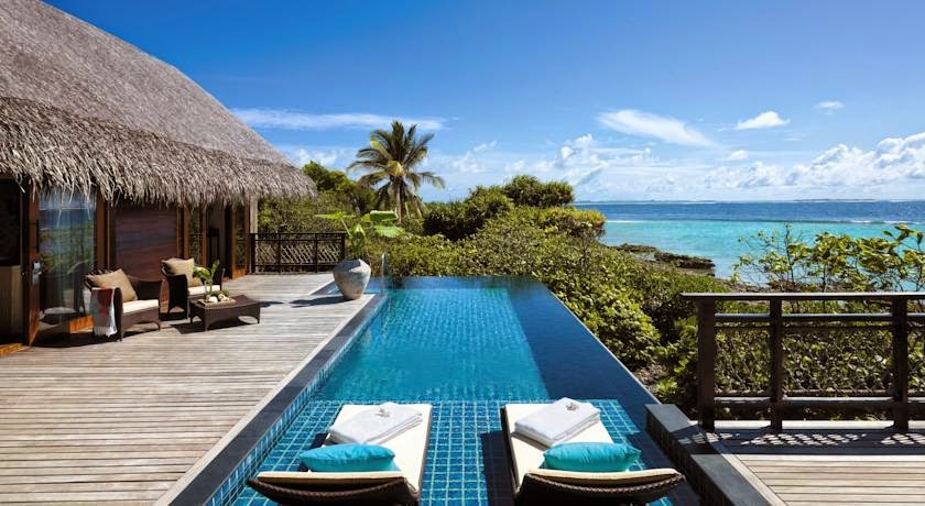 Shangri-La's Villingili Resort and Spa Maldives