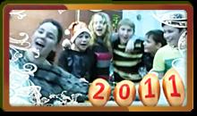 """""""Размороженные"""" школьники встретили новый год наперекор всем бедам и напастям!"""