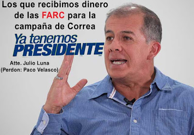 Paco Velasco - Julio Luna