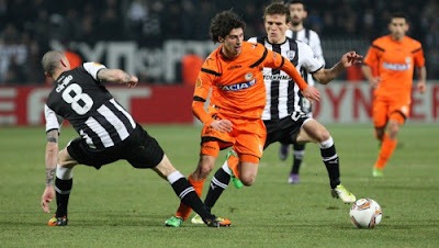 Paok Udinese 0-3 highlights