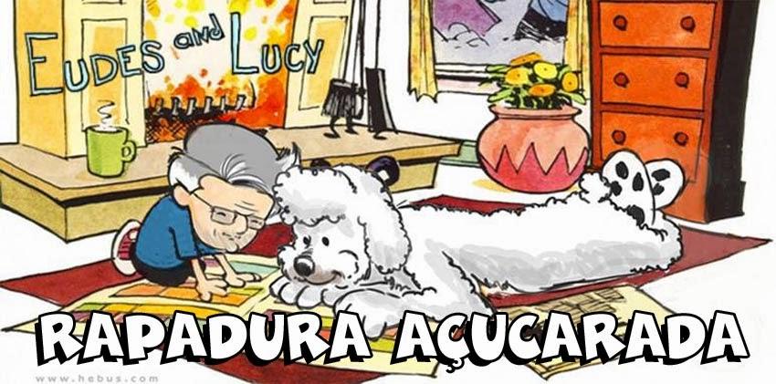 Rapadura Açucarada: Pro Alto e Avante!