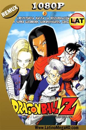 Dragon Ball Z: Los dos guerreros del futuro: Gohan y Trunks (1993) Latino HD BDREMUX 1080P ()