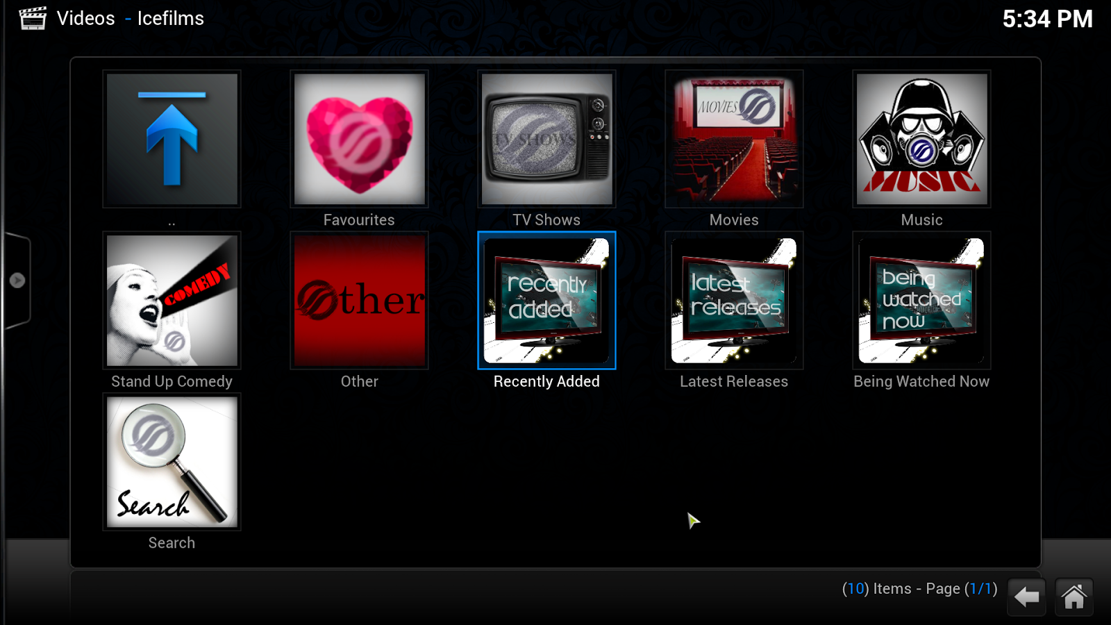 how to add xunity source to xbmc