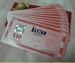 premium beautiful ISetan