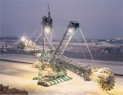 world largest machine