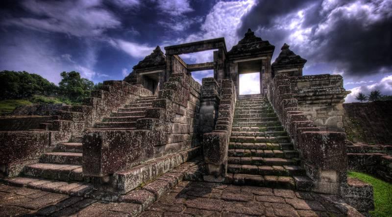 Cara Menuju Istana Candi Ratu Boko Dari Kota Jogja
