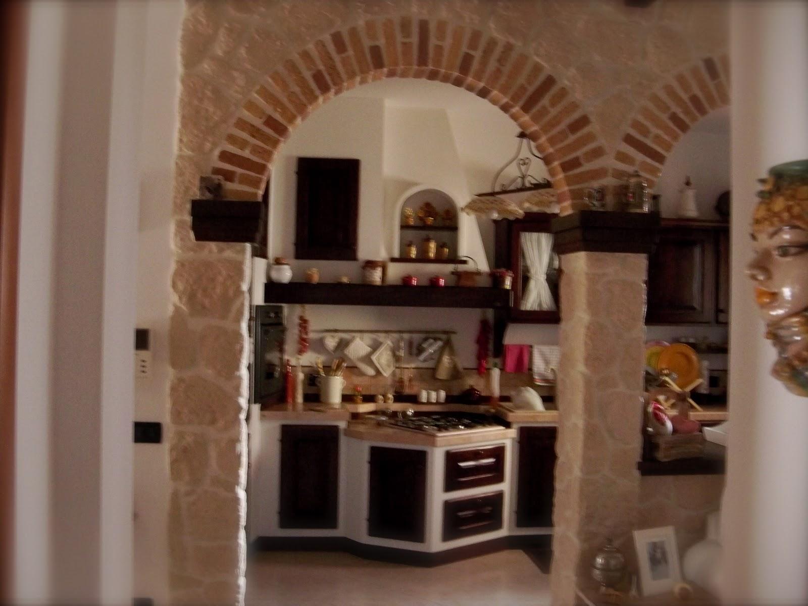 Piccole Cucine In Muratura. Latest Foto Cucine Provenzali Avienixcom ...