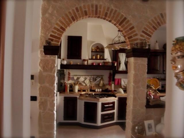 Shabby country life home mille e una cucina - Cucine componibili economiche usate ...