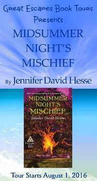Jennifer David Hesse on tour