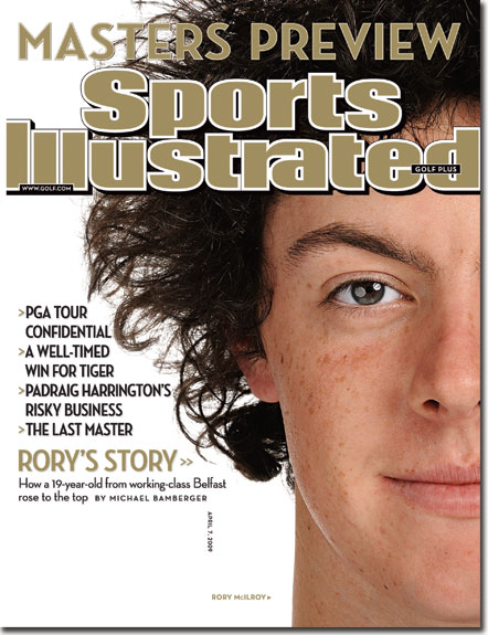rory mcilroy hair. McIlroy fashioned a solid 70