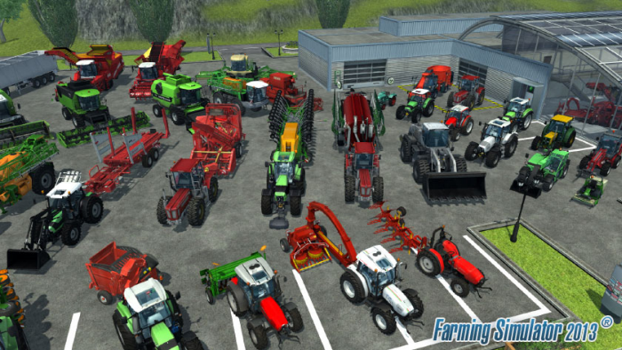 Farming Simulator 2013 [PC / X360 / PS3] [Full Version] [Torrent.Warez