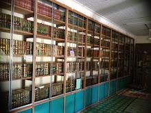Ruangan untuk pelajar tahfiz membaca dan menghafal serta belajar disini
