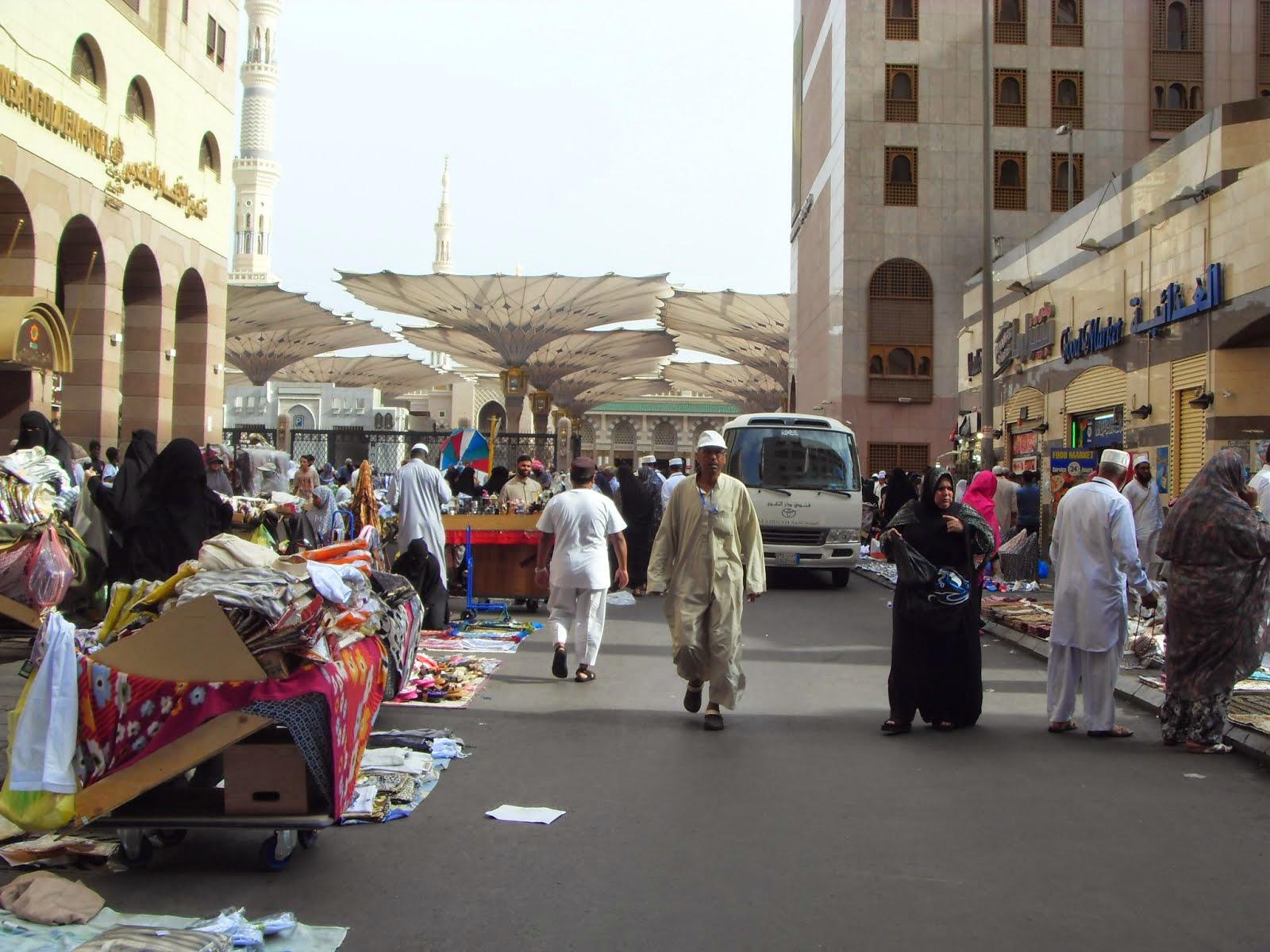 Pasar Pg Madinah