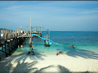 Let's Get Lost in Rawa Island Malaysia