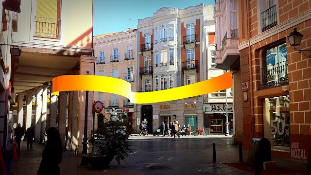 Cinta Mayor de la calle Mayor, 2013 Abbé Nozal