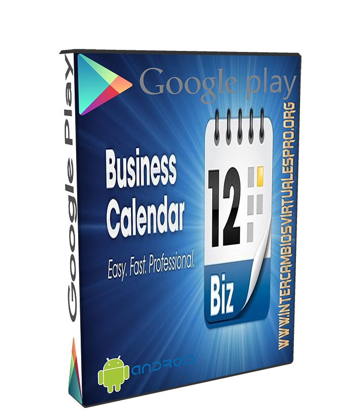 Business Calendar 2 Pro v2.15.0 Final poster box cover