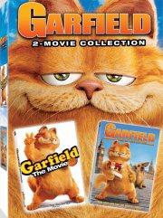 Filme Poster Garfield - O Filme 1 e 2 BRRip XviD & RMVB Dublado