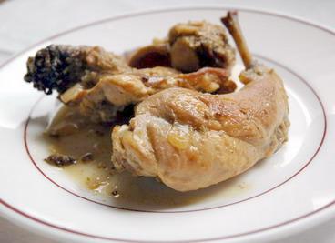 Cocino en casa conejo estofado - Casa conejo ...