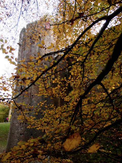 Castell Coch in Autumn
