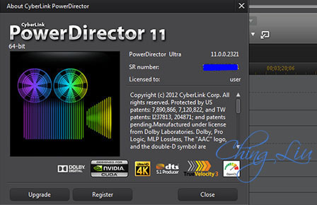 Download cyberlink powerdirector 11 ultra 11 0 for Cyberlink powerdirector 11 templates free downloads