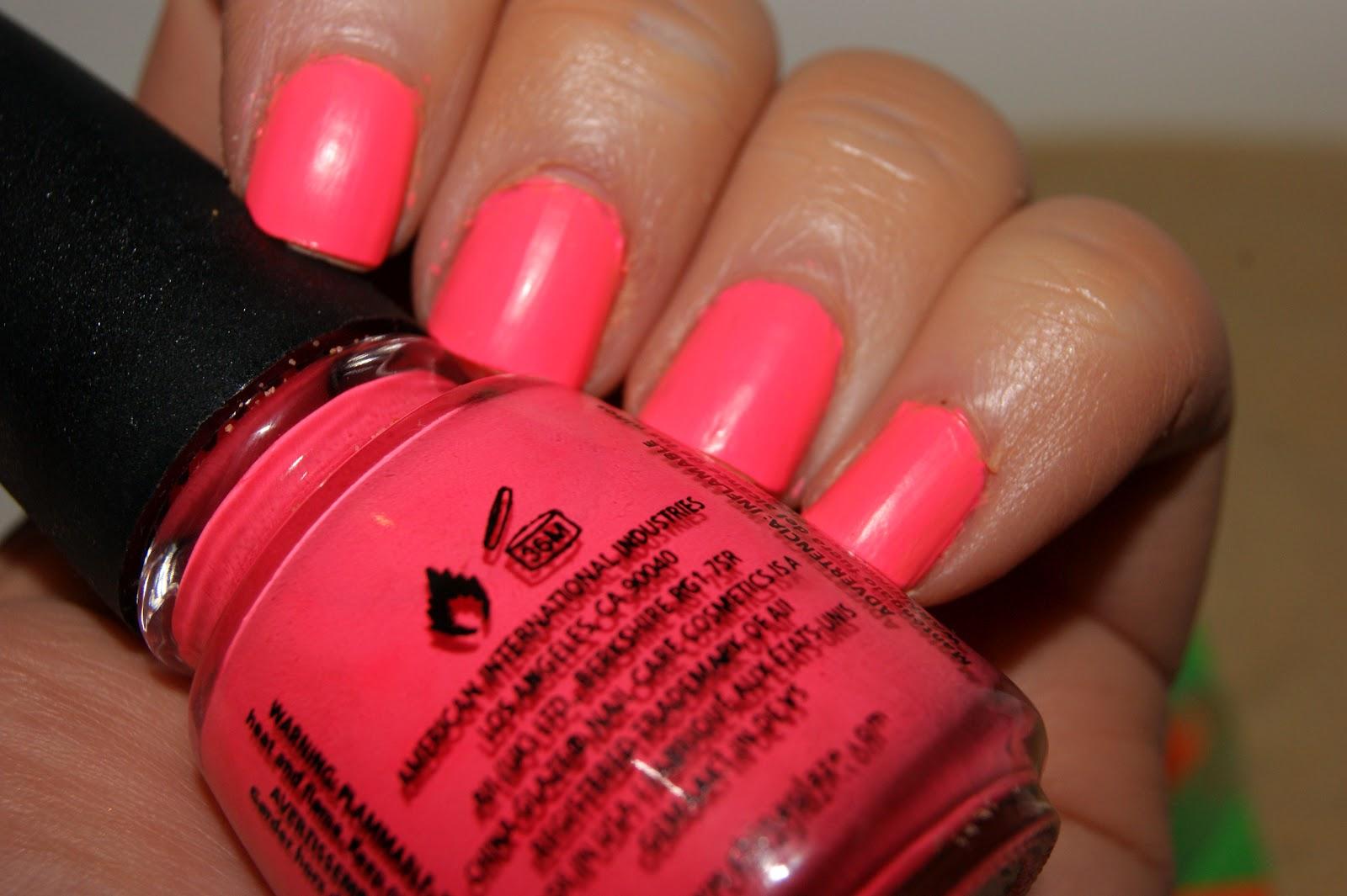 China Glaze Flip Flop Fantasy Nail Polish - Review | The Sunday Girl
