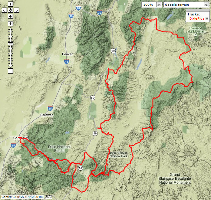 Google Maps S  W Cedar City Utah