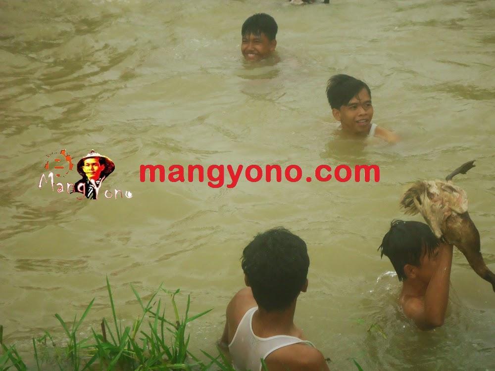 Tangkap Bebek di Dusun Gardu ( REGAZ), HUT RI.