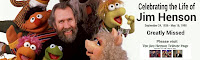Celebrating the Life of JIM HENSON
