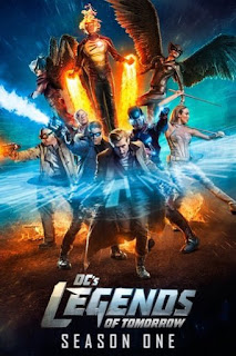 Legends of Tomorrow Temporada 1 audio latino