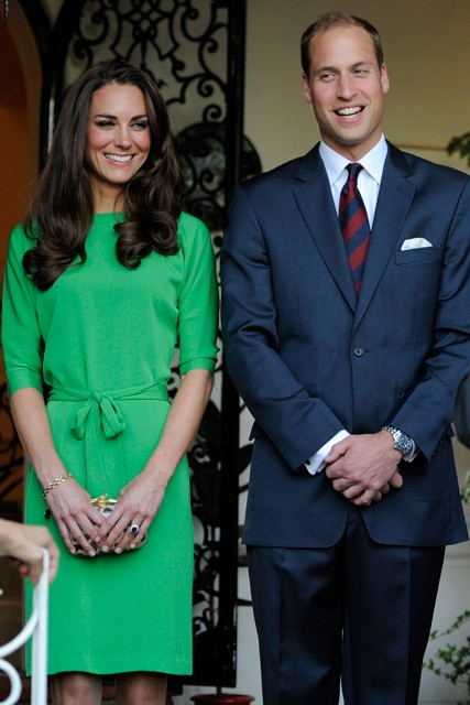 pictures of william and kate dating The duke and duchess of cambridge celebrate their sixth wedding anniversary on saturday, 29 april william and kate at.