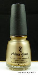 China Glaze Passion