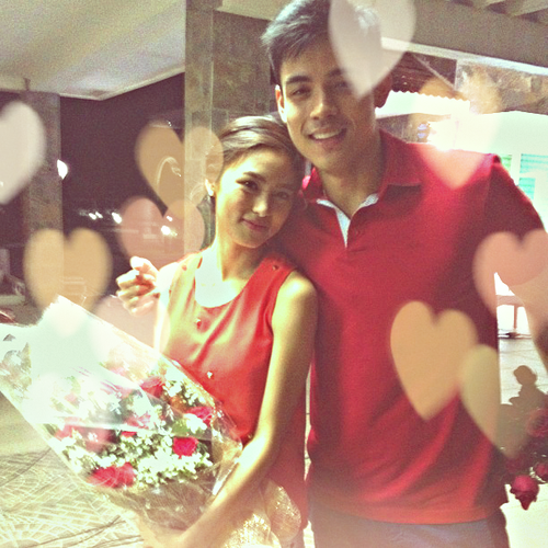 Did Kim Chiu already say the magical three letter word to Xian Lim?