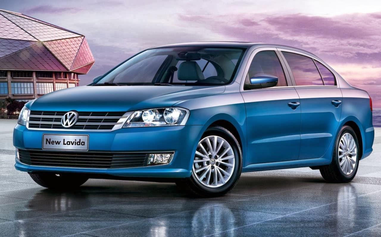 Volkswagen Lavida 2014