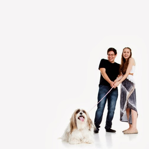Verve Portraits Review - Family Photo Shoot with Dog